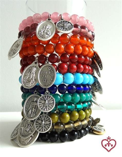 bead bracelets meaning bracelets with meaning patron beaded bracelets