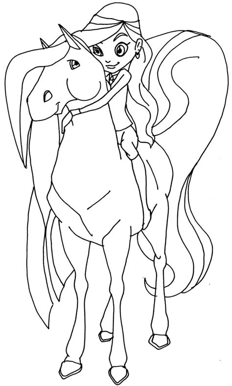 horseland coloring pages online horseland sarah scarlet by elfkena on deviantart