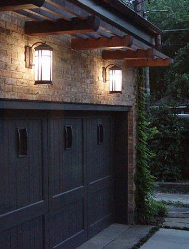 Exterior Garage Lighting by Best 25 Garage Lighting Ideas On Garage Light