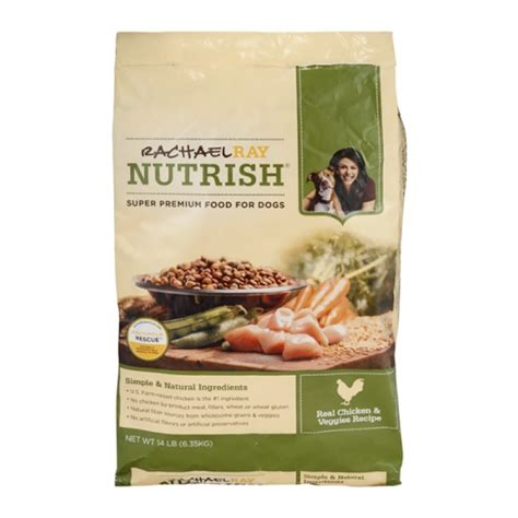 rachael nutrish food review rachael nutrish food real chicken veggies recipe 14 lb prestofresh grocery