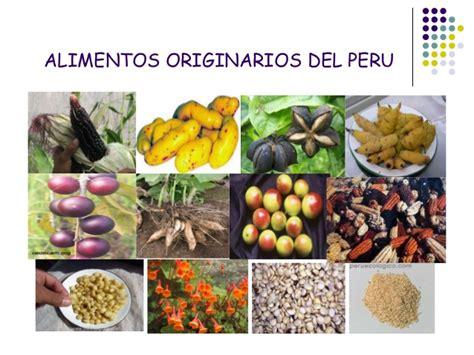 alimentos de temporada 171 recursos socioeducativos alimentos originarios del peru