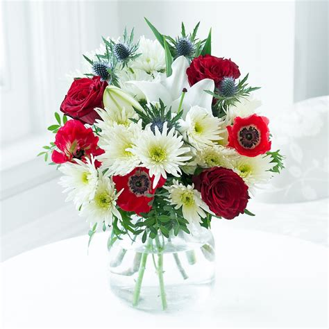 remembrance day red flowers shop by colour flowers