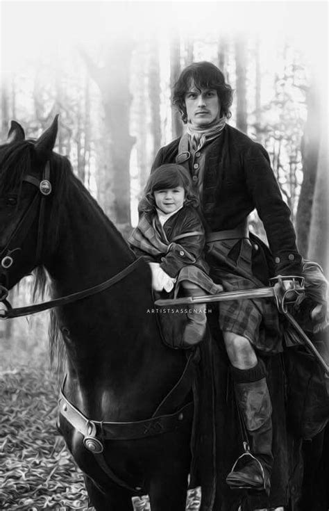Jamie and Jemmy | Outlander, Sam heughan outlander
