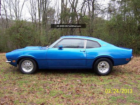 1973 Ford Maverick by 1973 Ford Maverick 302 4v 4 Speed Weld Wheels L K