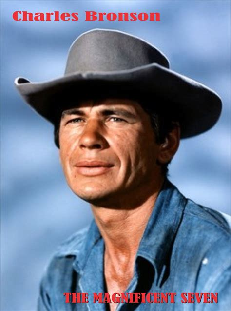 film cowboy wikipedia the magnificent seven casting charles bronson my