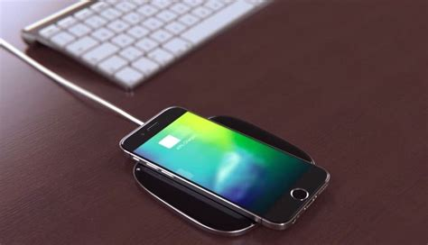 why doesn t the iphone wireless charging already