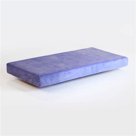 Size Memory Foam Mattress Cover by Memory Foam Kidz Size 8 Inch Memory Foam