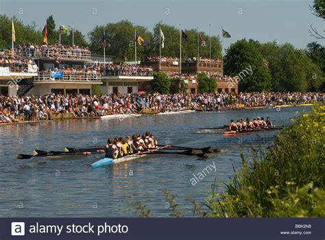 thames river isis oxford university rowing clubs eights week rowing races on