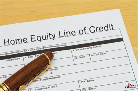 what is a home equity line of credit heloc and how does