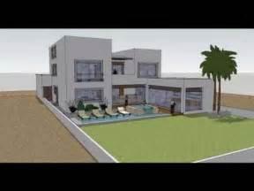 Disenar Una Casa programa para dise 241 ar una casa en 3d youtube