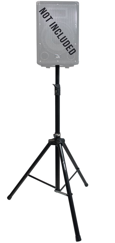stand hängematte harmony audio ha ssa pro audio dj single tripod speaker