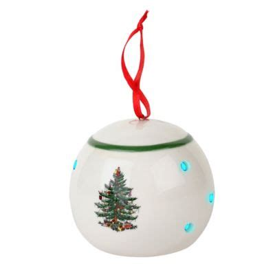 lighted tree ornaments buy led lighted tree ornament from bed bath beyond