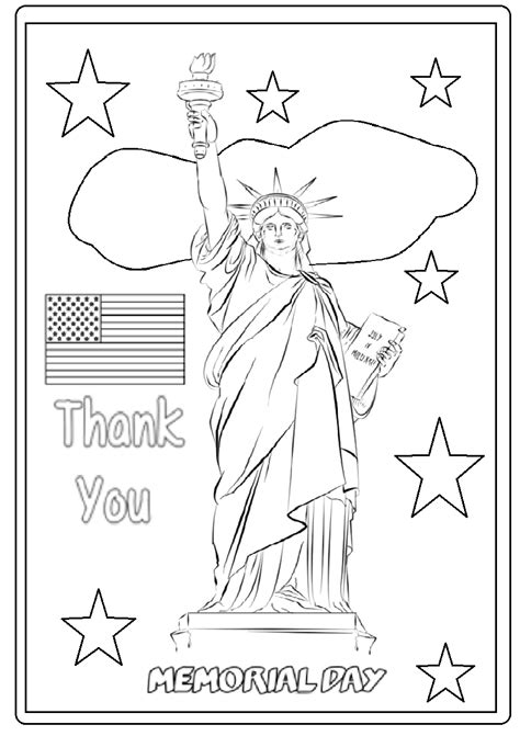 memorial day coloring pages memorial day coloring page preschool and kindergarten