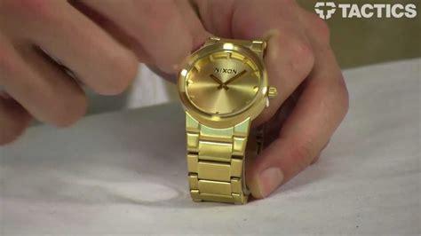 Nixon A160502 Cannon All Gold nixon cannon review