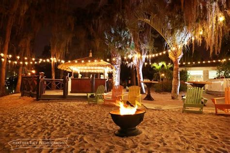 Tiki Huts Orlando Florida Wedding Wedding Paradise Cove Market