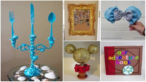cheap easy disney diy crafts 8 inspired my crafts and diy projects