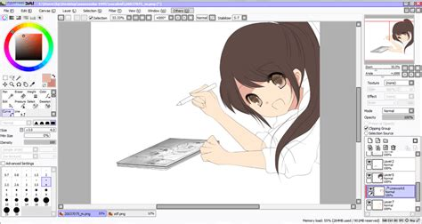 paint tool sai in painttool sai 1 2 0 free