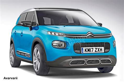 Citroen C3 Picasso by New 2017 Citroen C3 Picasso Pictures Auto Express
