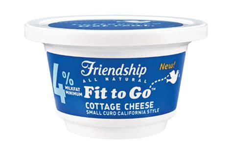 Non Dairy Cottage Cheese by Friendship Dairies Cottage Cheese 2011 12 09 Dairy Foods