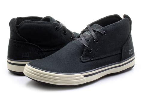 cat sneakers cat shoes esteem mid canvas 718434 blk shop