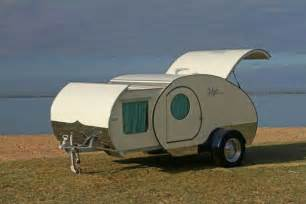 Retro Teardrop Camper For Sale by 10 Awesome Teardrop Trailers For Exploring The Great Outdoors