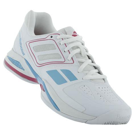 babolat womens propulse team bpm tennis shoes white