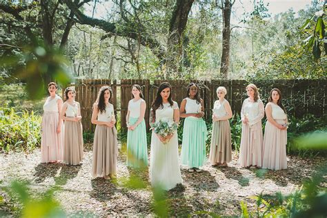 budget friendly bohemian wedding in florida 183 rock n roll