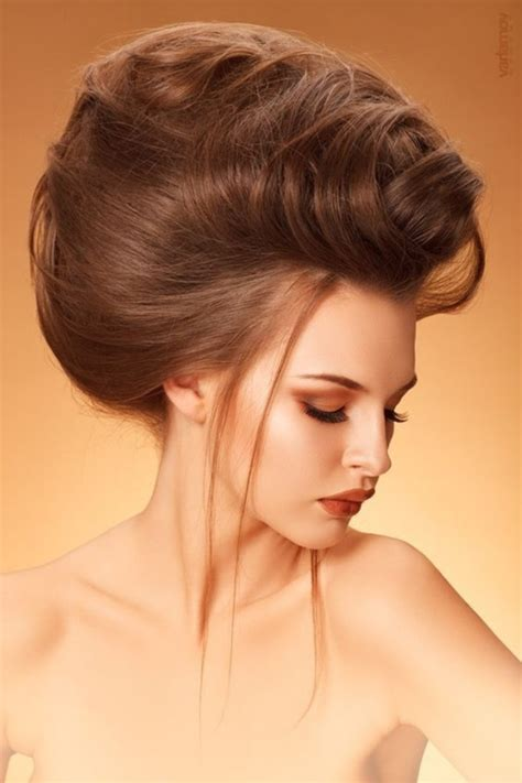 pictures of 1960 buffant updo bouffant updo hairstyles bing images