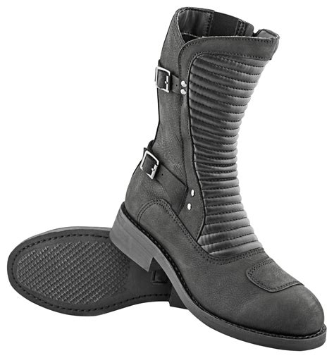 women s street motorcycle boots speed and strength speed society women s boots revzilla