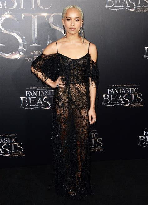 zoe kravitz on fantastic beasts zoe kravitz picture 112 fantastic beasts and where to