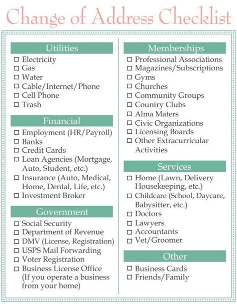 new house checklist 25 best ideas about new house checklist on pinterest checklist for moving house