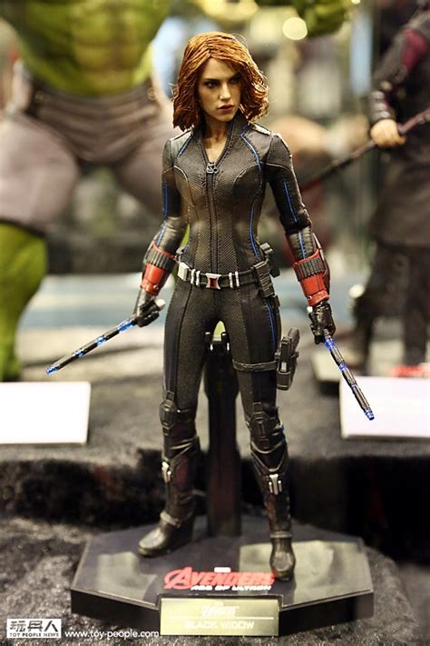 Toys Black Widow Aou 1 6 toys mms288 aou black widow collectible figure page 4