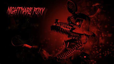 imagenes de foxy terrorificas nightmare foxy wallpaper c4d by yinyanggio1987 on deviantart