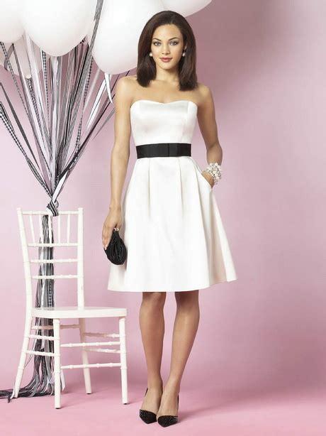 Robe De Cocktail Blanche - robe de cocktail blanche