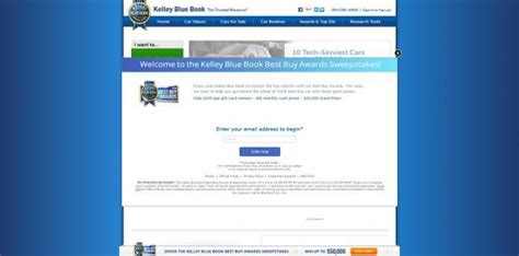 Kbb Best Buy Sweepstakes - kelley blue book best buy awards sweepstakes