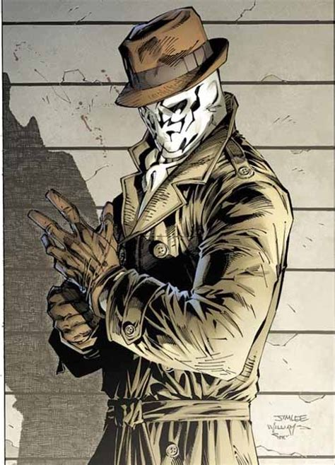 watchmen art of the rorschach from quot watchmen quot rorschach watchmen comic heroes artworks awesome