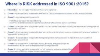 iso 9001 2015 quality transition iso consultant