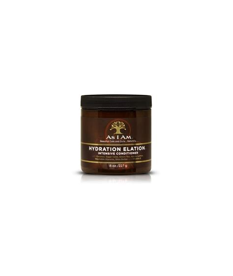 hydration elation as i am as i am naturally hydration elation intensive conditioner