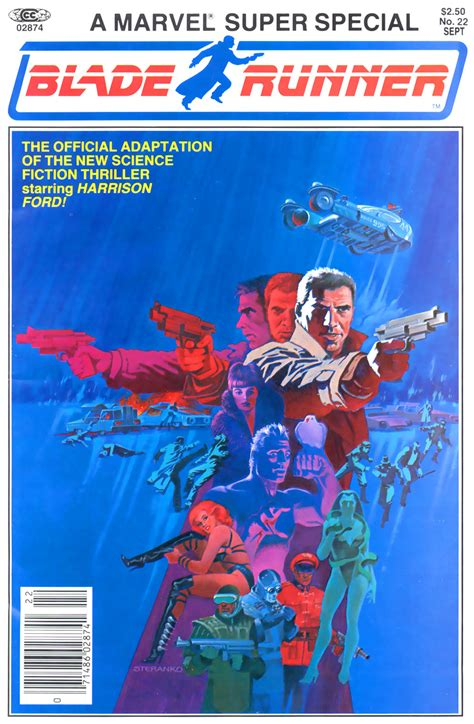 a more civilized age exploring the wars expanded universe books when marvel comics adapted blade runner sequart organization