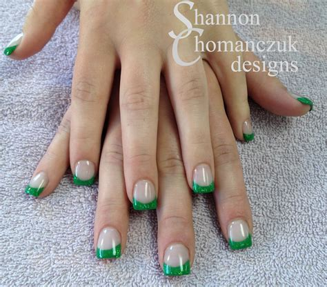 colored tips acrylic nails with colored tips how you can do it at