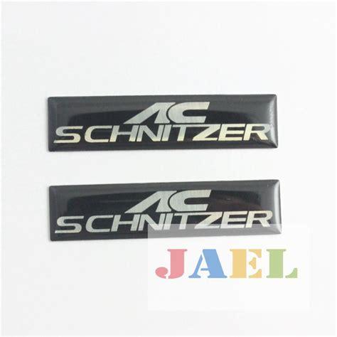 Emblem Ac Schnitzer Alumunium Gel popular ac schnitzer emblem buy cheap ac schnitzer emblem