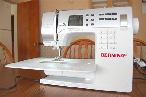 Bernina Patchwork Edition - posts