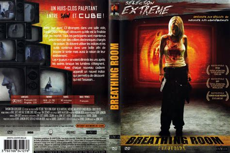jaquette dvd de breathing room cin 233 ma