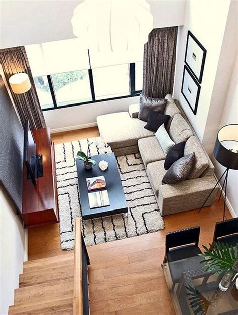 how to furnish a small apartment how to efficiently arrange the furniture in a small living