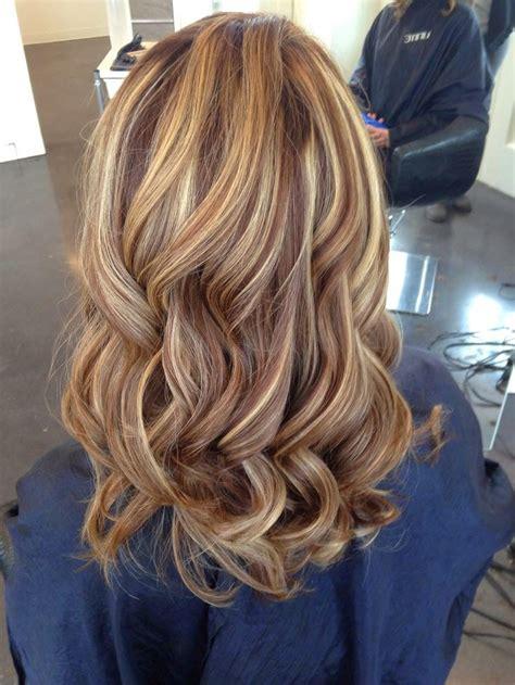 medium blonde highlights with lowlights aveda color long 25 best ideas about medium hair highlights on pinterest