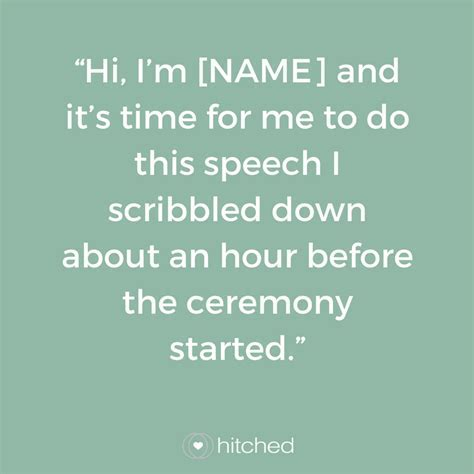 21 Funny Introductions for the Best Man's Speech   hitched