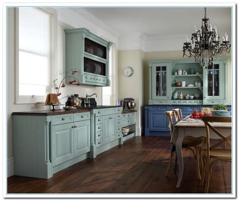 Color Ideas For Kitchen Cabinets by Inspiring Painted Cabinet Colors Ideas Home And Cabinet