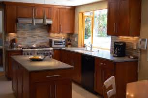 Kitchen Cabinet With Island Design Simple Modern Wood Kitchen Cabinet Island Design Interior Design Ideas Style Homes Rooms