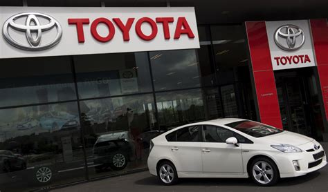 Toyota Recall Lookup Toyota Recalls More Than 3 Million Cars Faulty