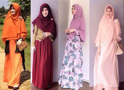 Gamis Remaja Untuk Jalan Jalan Trend Baju Gamis Terbaru Yang Harus Di Ketahui Muslimah